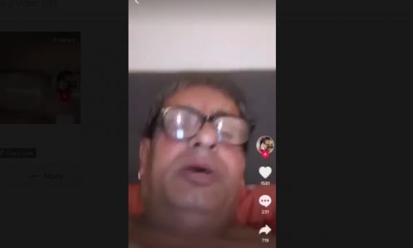 Çifti i moshuar incizojnë veten në shtrat, me këngën e Arta Bajramit
