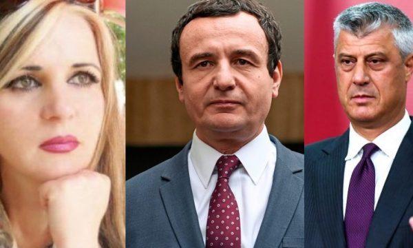 Kimete Berisha: Dy burra në politikë ma kanë ditur vlerën, Hashim Thaçi dhe Albin Kurti
