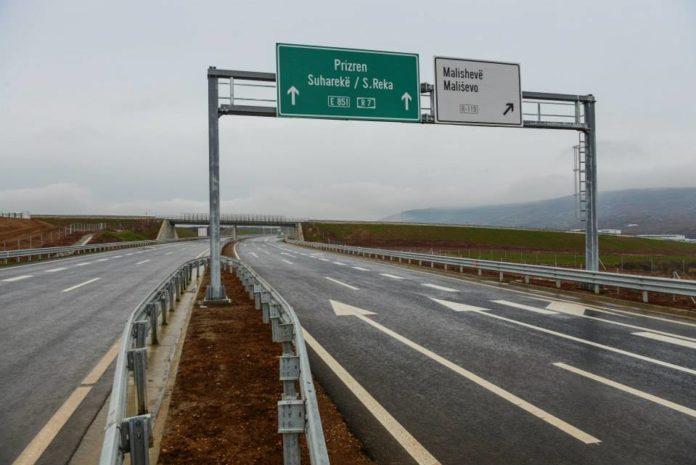 Hidhet kripë në autostrada dhe në rrugët nacionale