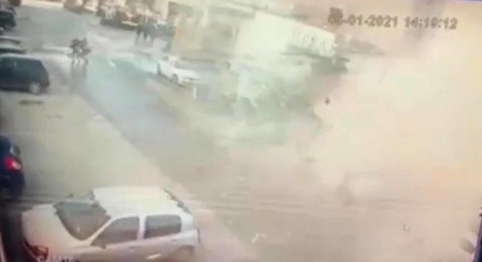Dalin pamjet, ky është momenti i shpërthimit në Ferizaj ku u lënduan 44 persona