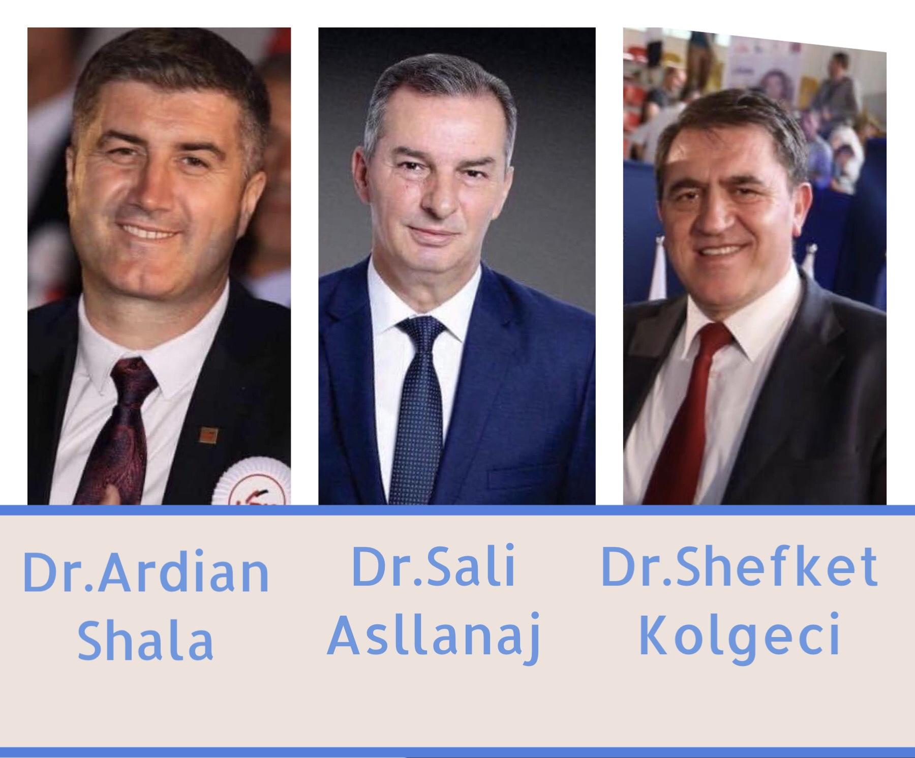 LDK në Suharekë, kandidon me tre mjek
