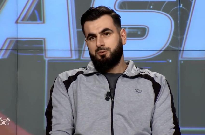 Urim Zenelaj tregon gjatësinë e saktë të tij në emisionin festiv të ASIST-it (VIDEO)