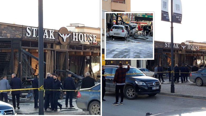 Shpërthen një bombolë gazi në Ferizaj – lëndohen 31 persona, 7 në gjendje të rëndë