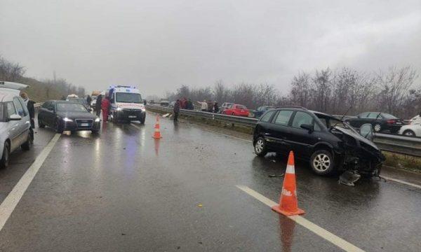 Vetë aksident në Suharekë, vdes një person