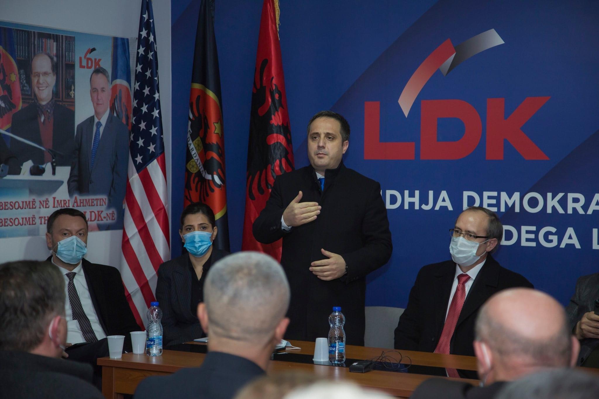 Driton Selmanaj: LDK është kala e fortë!