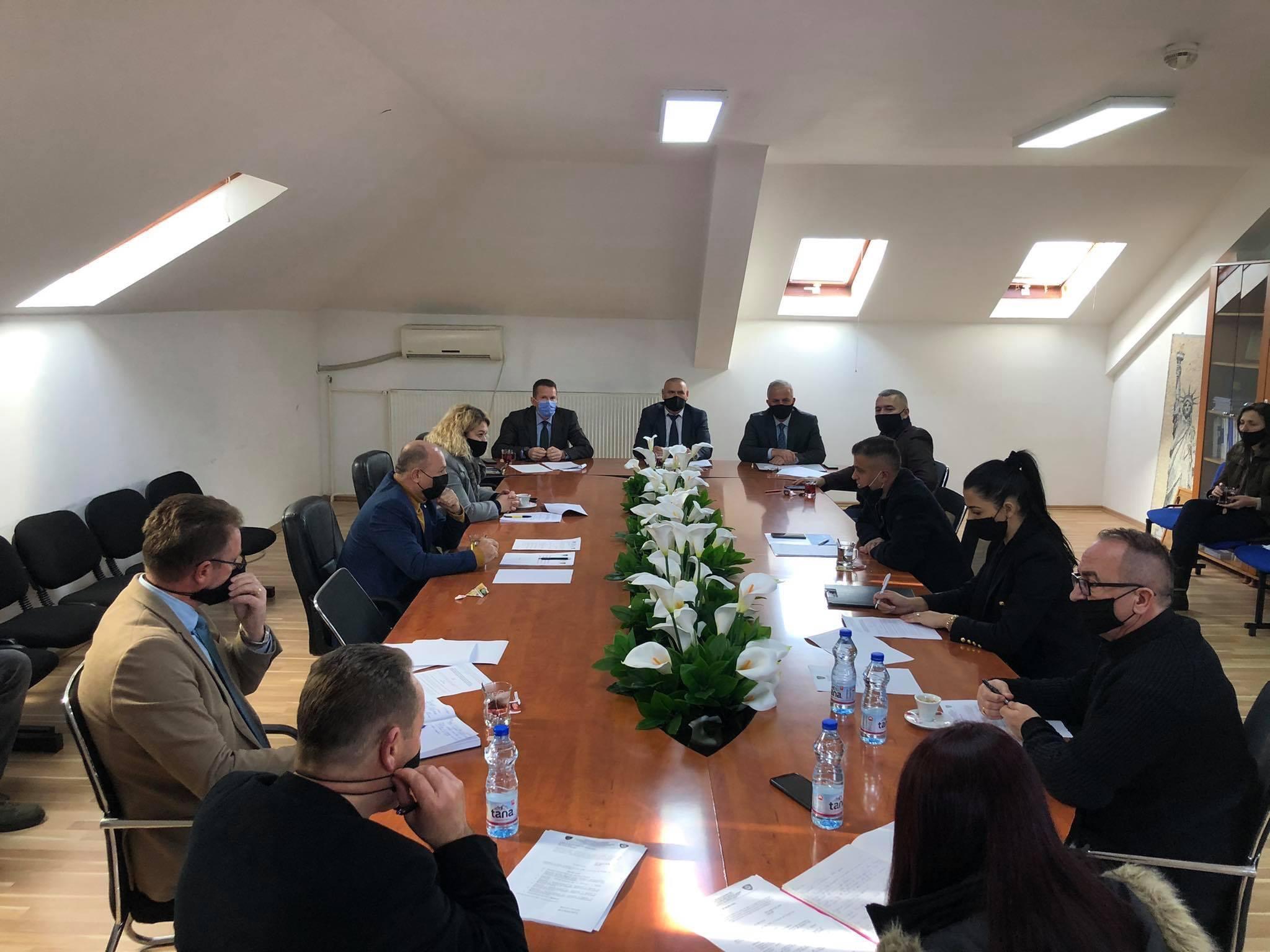 KPF-ja ka mbajtur takimin e parë për këtë vit