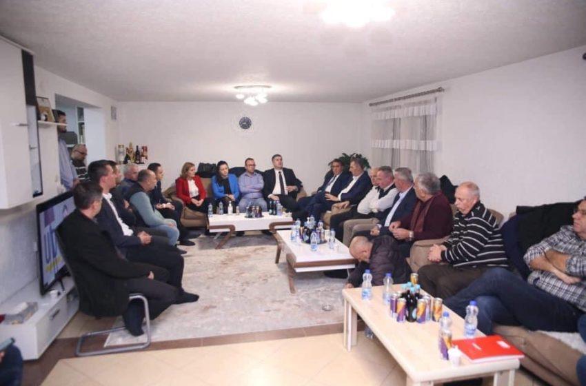 Mushtishti dhe Bllaca mbështesin fuqishëm LDK!