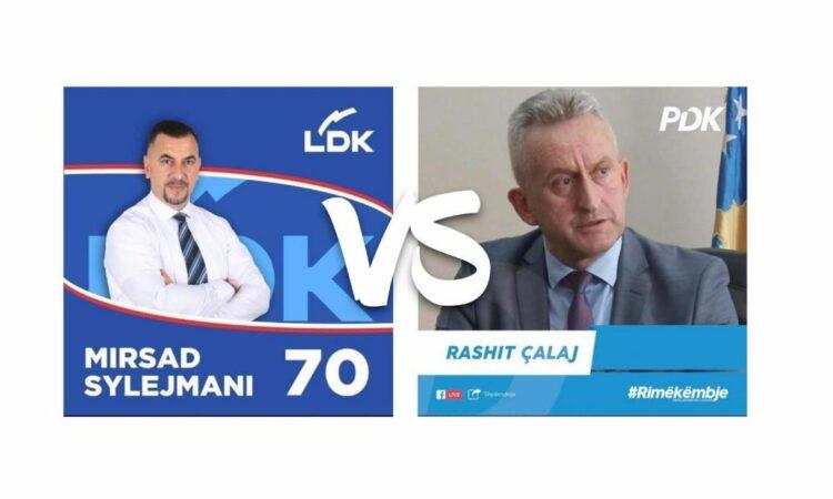 Kush janë policët, kandidatë për deputetë në listat e LDK-së dhe PDK-së
