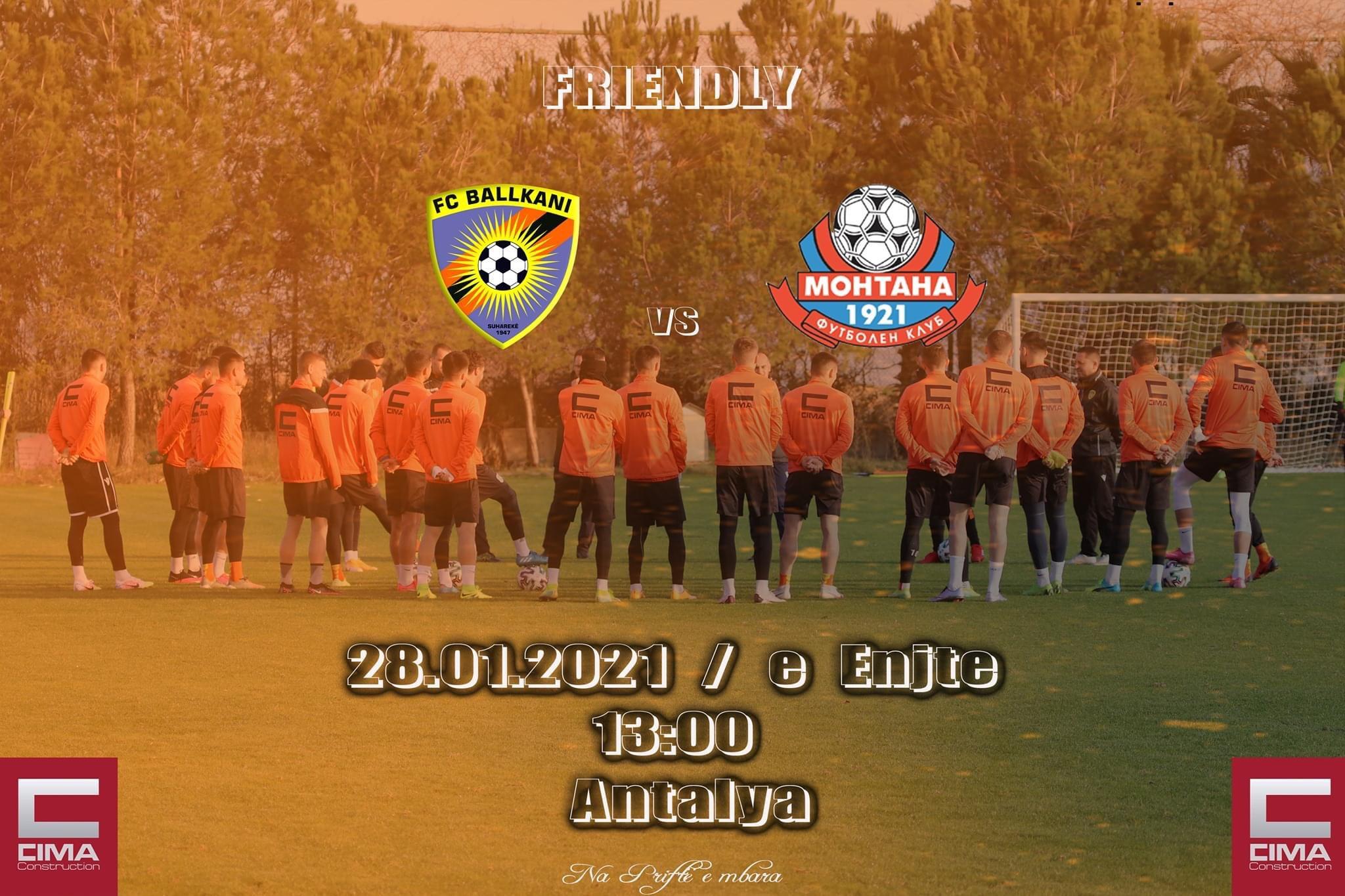 Ballkani sot zhvillon ndeshjen miqesore, transmetohet edhe në TV