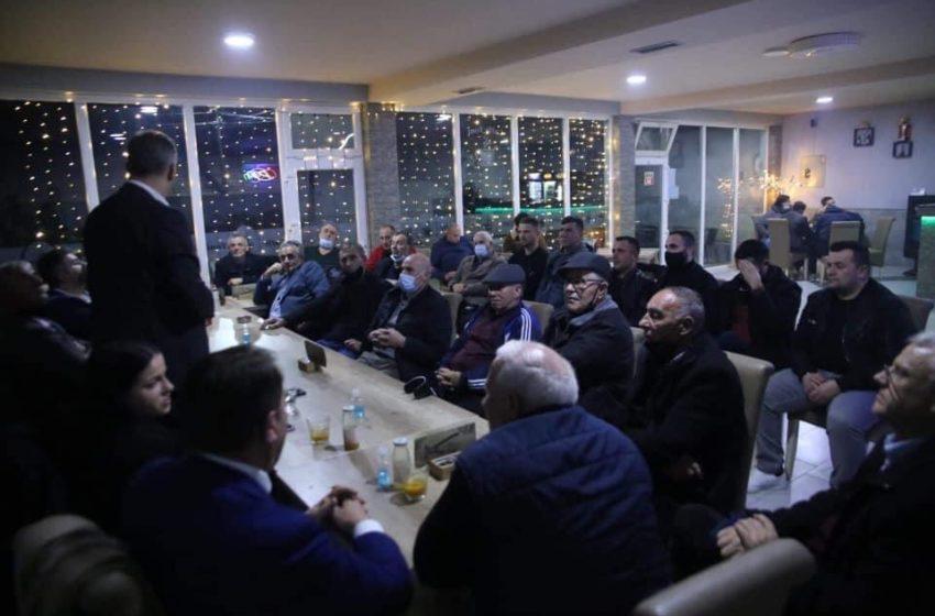 Nëpërbishti dhe Maqiteva përkrahje masive për LDK ( FOTO)