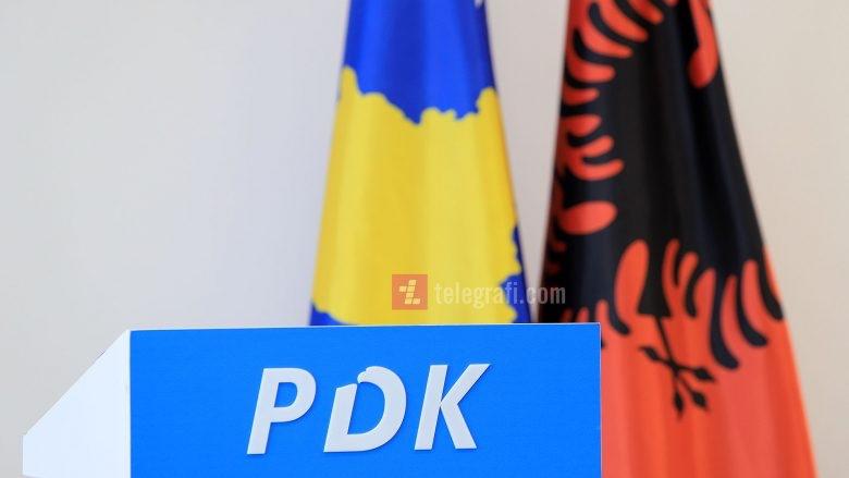 """PDK akuzon Kurtin e Osmanin se shkuan në veri të Mitrovicës për fotografi në kohë zgjedhjesh, """"poshtëruan shtetin"""""""