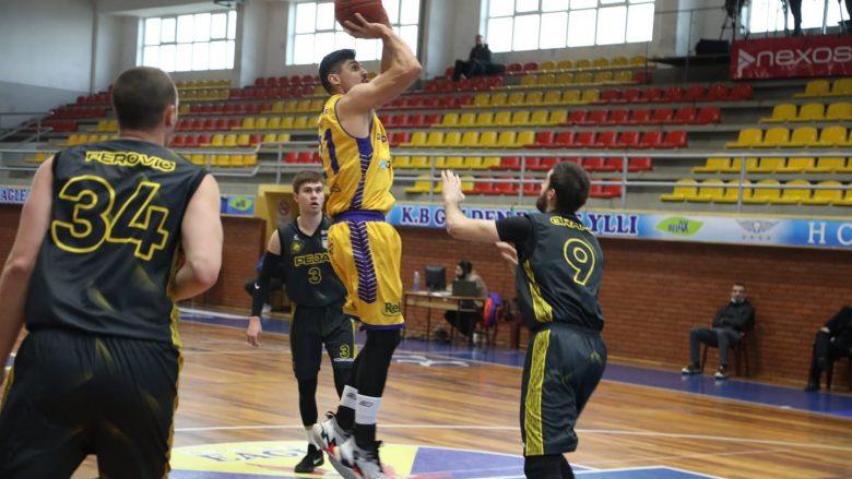 Ndeshjet e kupës në basketboll do të zhvillohen pa shikues