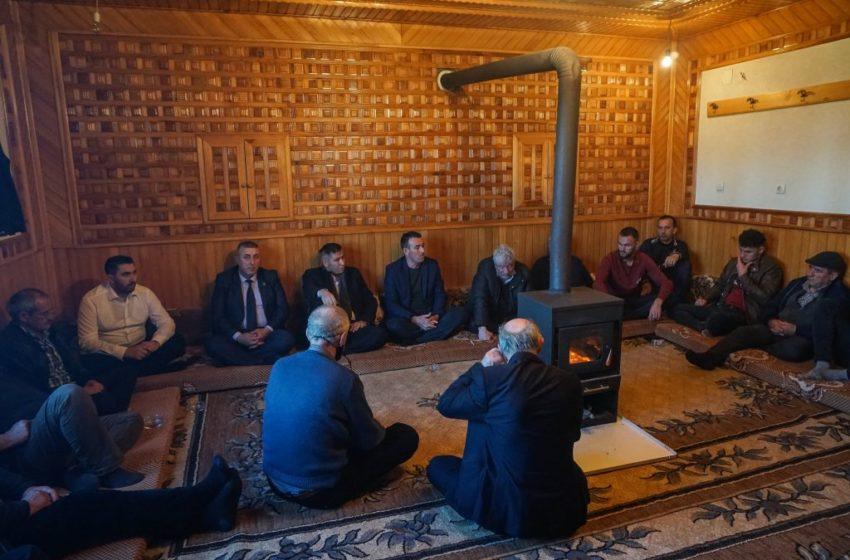 Sot kandidatët e AAK-së nga Suhareka, vizituan fshatrat Bllacë, Duhël dhe Sllapuzhan.