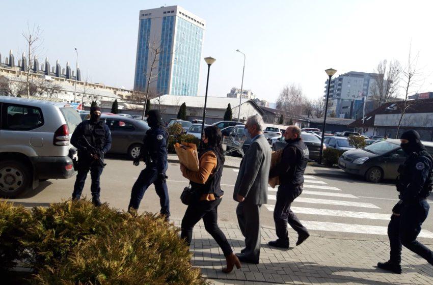 12 të arrestuar në aksionet e sotme të Policisë