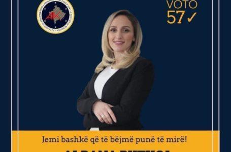 Reagon Albana Bytyqi; Nuk lejoj që vullneti juaj të devijoj