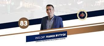Kaq vota fitoi Hamdi Bytyqi