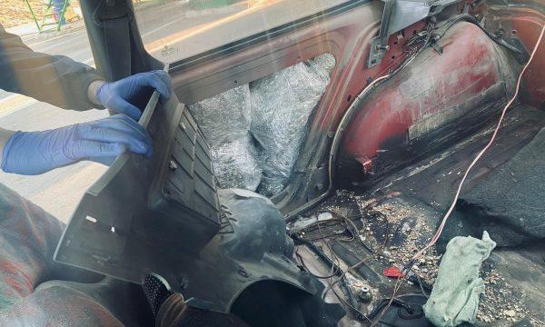 Gjenden 7 kilogramë drogë në një veturë në Vërmicë të Prizrenit