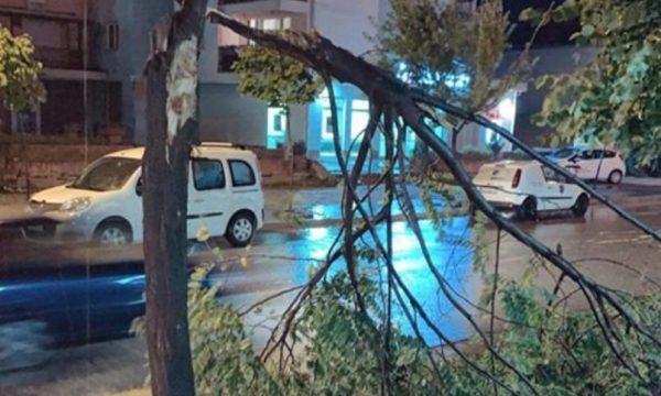 Erëra të fuqishme në Dukagjin, ndërprehet energjia elektrike