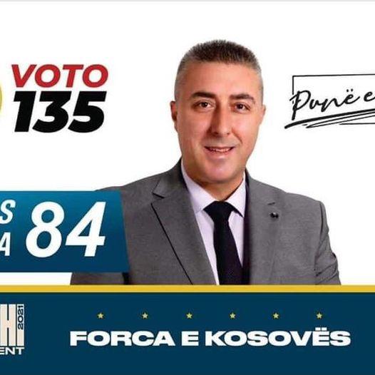 Kaq vota fitoi Fatos Berisha në Suharekë