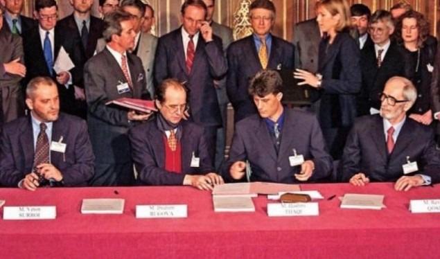 22 vite nga konferenca e Rambujesë