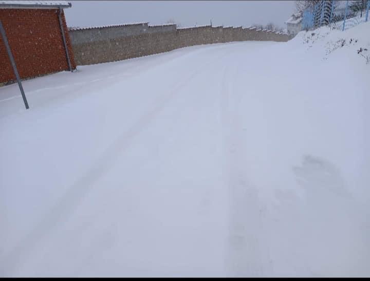 LDK Suharekë: Apel për hapjen e rrugëve nga bora!
