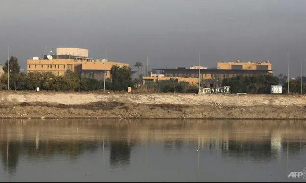 Sulm me raketa ndaj ambasadës amerikane në Irak