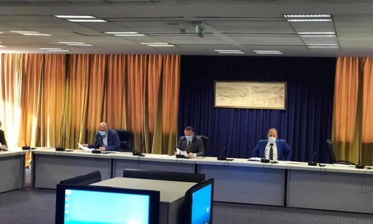 Situata me koronavirus, Zemaj mbledh Komitetin për Koordinim dhe Vlerësim