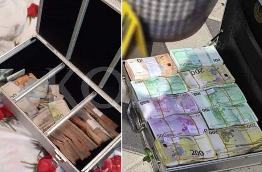 Dy çanta me plot para ju kapen të arrestuarve në Ministrinë e Bujqësisë