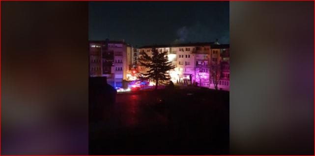 Digjet një banesë në Ulpianë, nuk raportohet për të lënduar