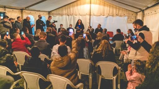 Osmani: Entuziazmi për ndryshim frymon në çdo qytet