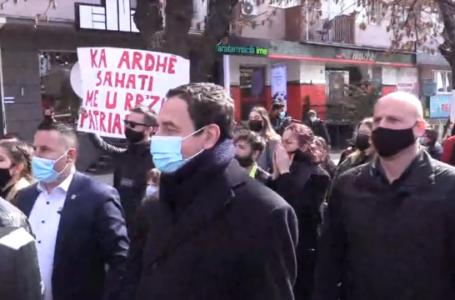 Marsh protestues kundër patriarkatit, marrin pjesë Kurti dhe Osmani