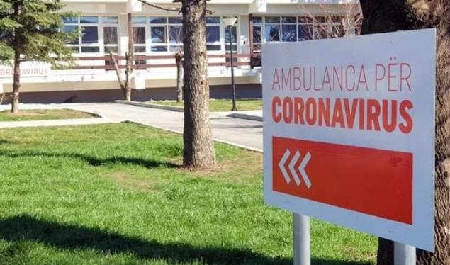 Një i vdekur dhe 10 raste pozitive me COVID-19 në Suharekë