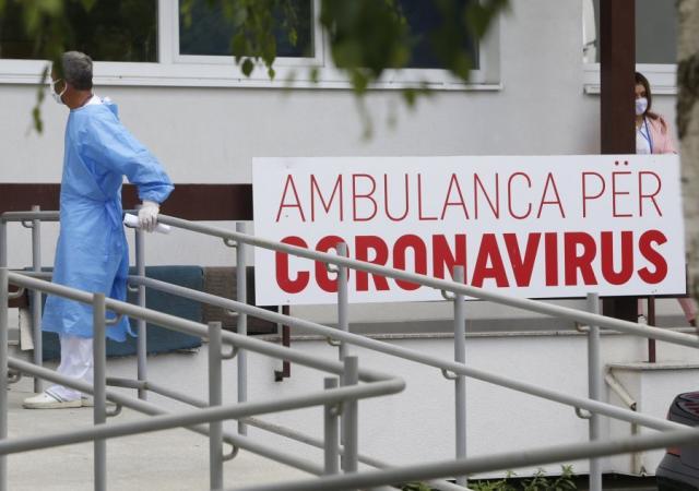 Një i vdekur dhe 8 raste pozitive me COVID-19 në Suharekë