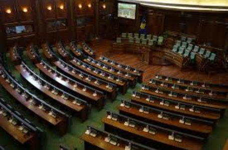 Në Kuvendin e Kosovës mbi 40 deputete