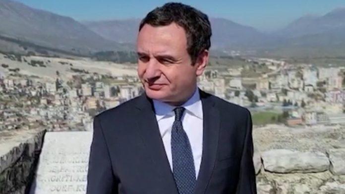 Kurti: Duhet ta ndryshojmë Kushtetutën që Kosova dhe Shqipëria të bashkohen