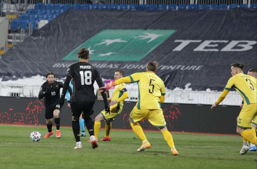 Kosova fiton me spektakël ndaj Lituanisë