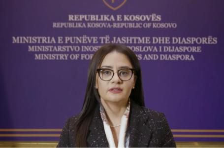 Meliza Haradinaj-Stublla jep dorëheqje nga posti i ministres dhe nga të gjitha funksionet në AAK