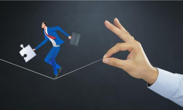 Në biznes duhet rrezikuar, por dallojeni rrezikun nga pamaturia