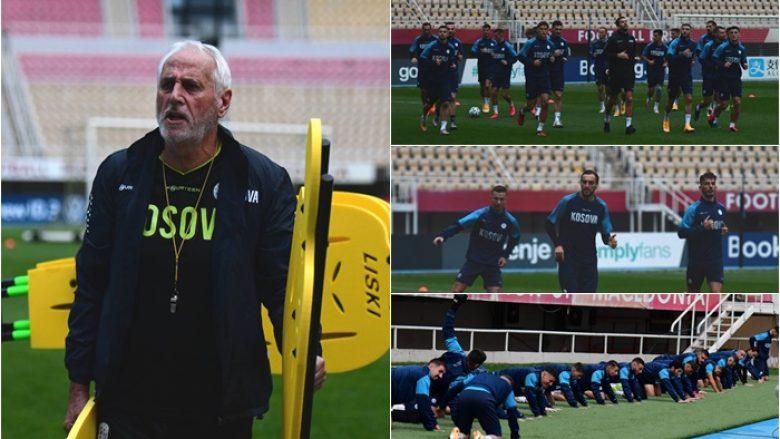 Shtyhet stërvitja e Përfaqësueses së Kosovës
