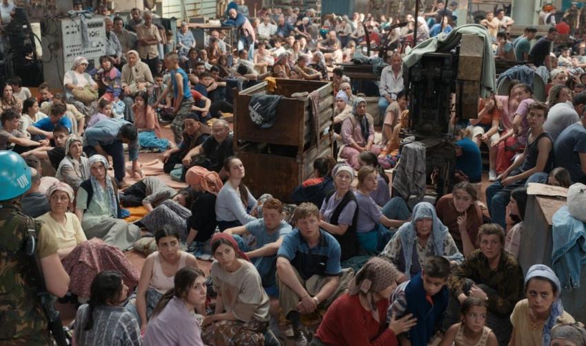 Filmi për gjenocidin në Srebrenicë nominohet për Oscar