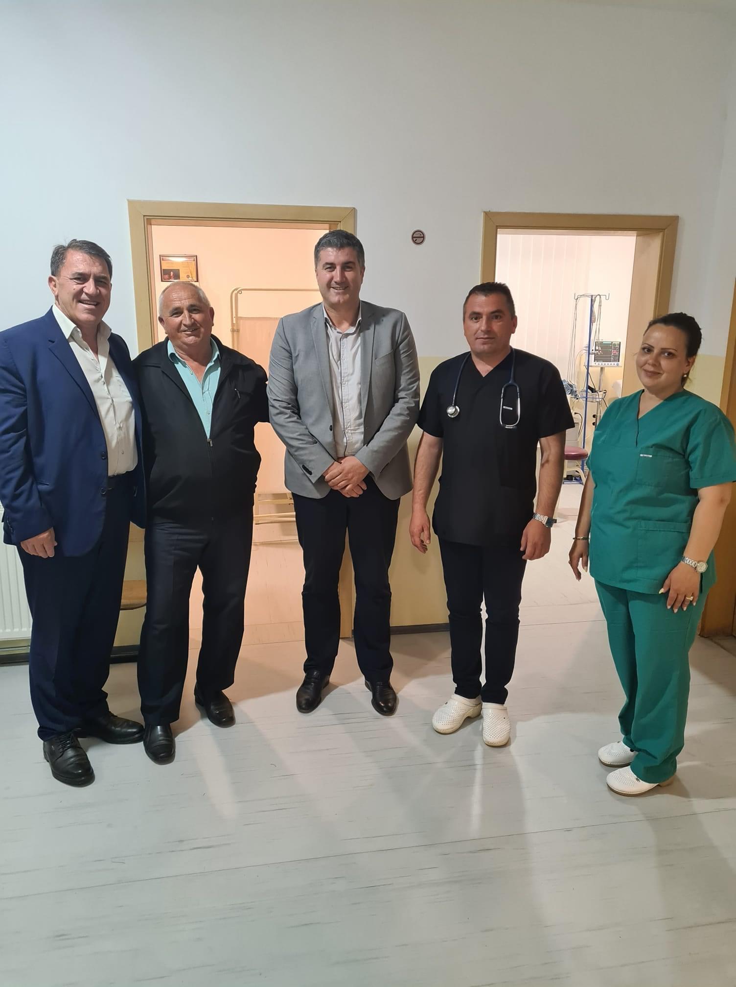 Ardian Shala viziton AMF-në Budakovë