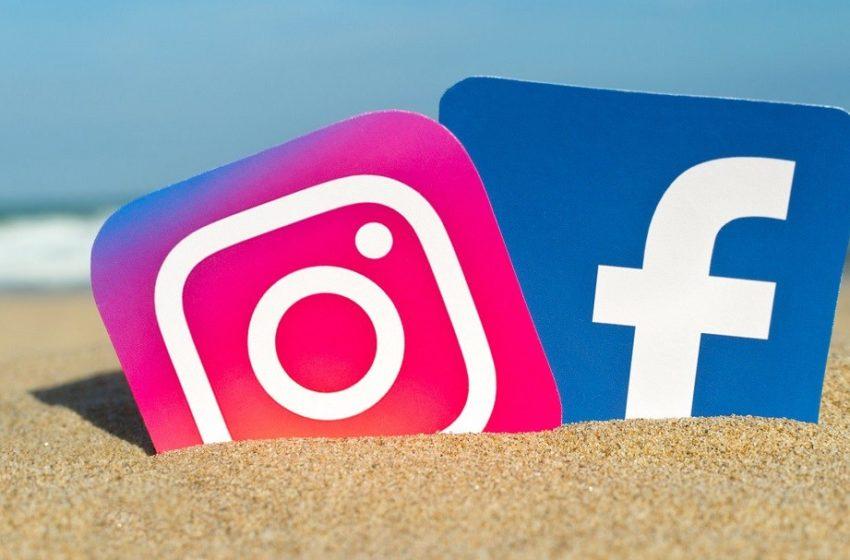 """""""Instagram"""" dhe """"Facebook"""" me lajm të ri për përdoruesit e tyre"""