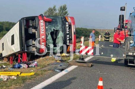 Tragjedi në Kroaci/ Aksidentohet autobusi nga Kosova, 10 të vdekur