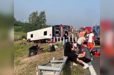 Aksidenti në Kroaci/ 10 viktimat janë nga Kosova, dyshohet se shoferin e zuri gjumi